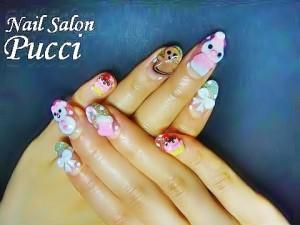 Nail Salon Pucciお客様画像 555